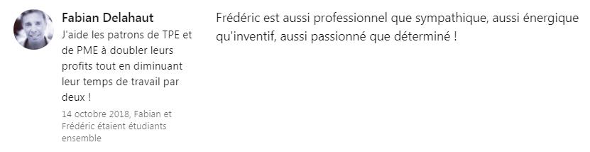 Fabian Linkedin