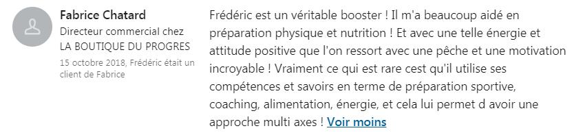 Fabrice Linkedin