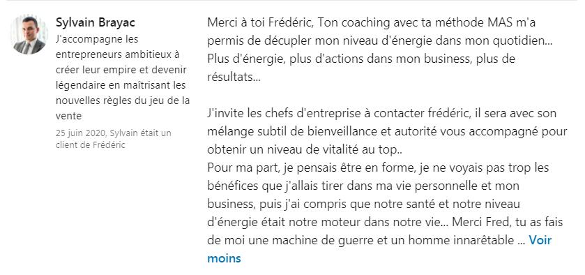 Sylvain Linkedin